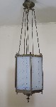 antique hanging lamp 4021