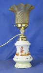 antique table lamp 4232